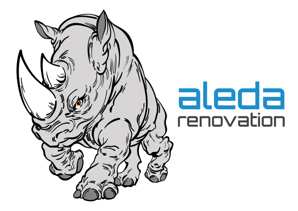 Logo aleda rénovation Nice